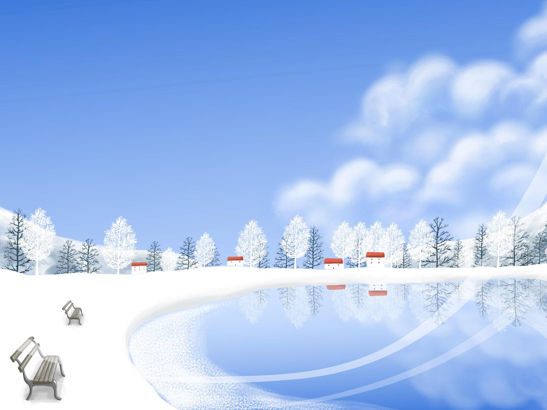 beautiful_season_winter_illustration_art_3002