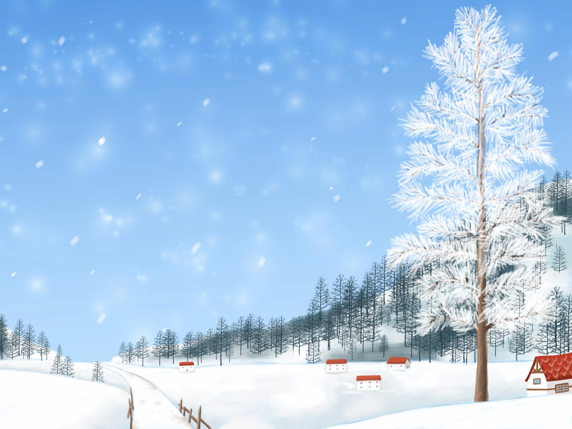 beautiful_season_winter_illustration_art_3004