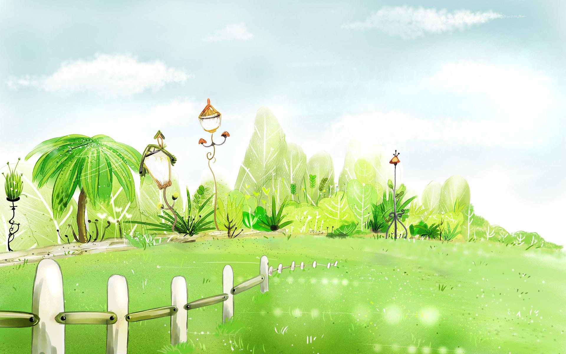 vector_spring_illustration_viewillustrator_2028