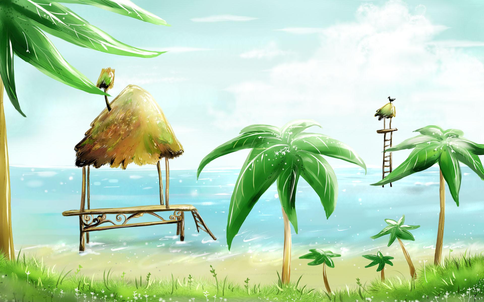 vector_summer_illustration_viewillustrator_1011