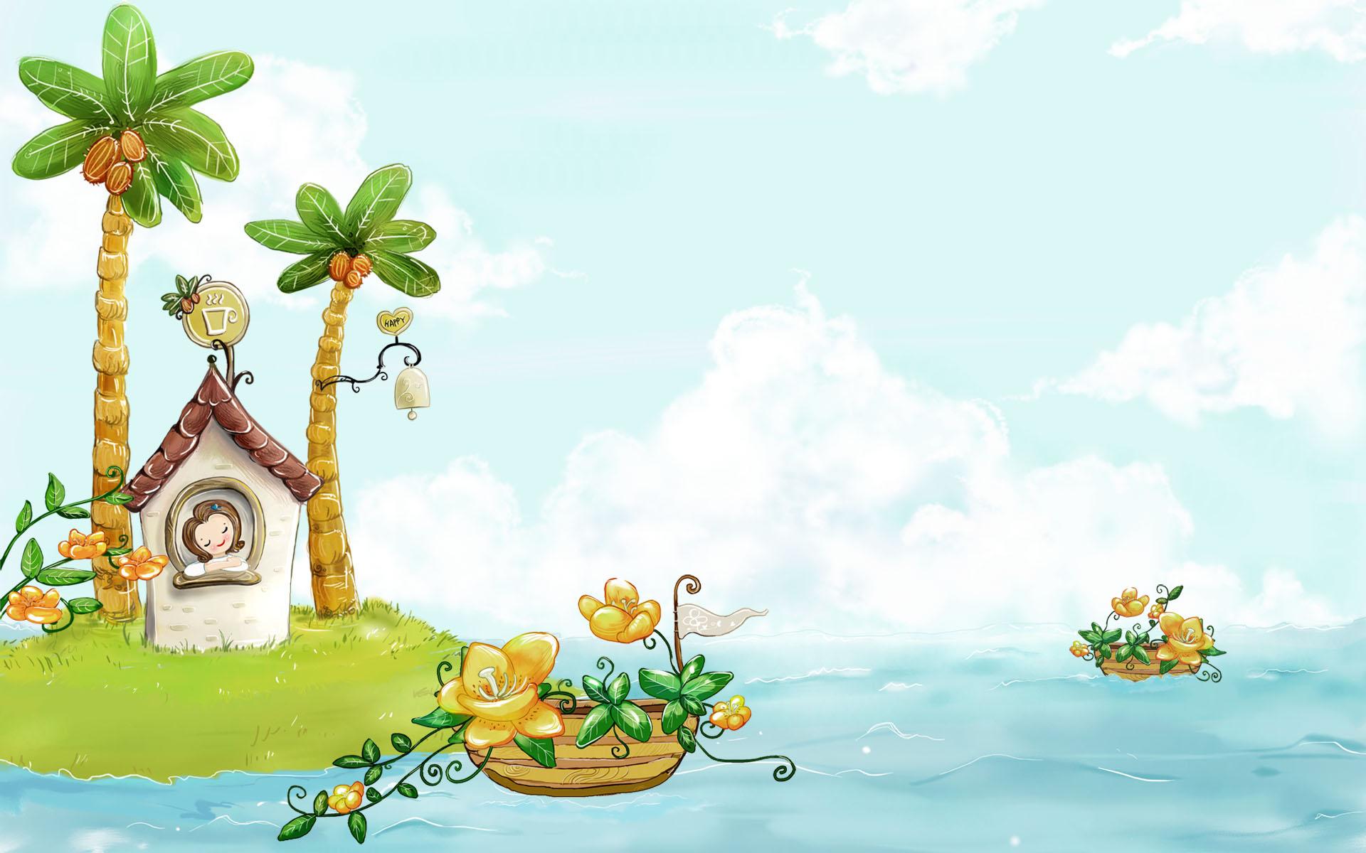 vector_summer_illustration_viewillustrator_1012